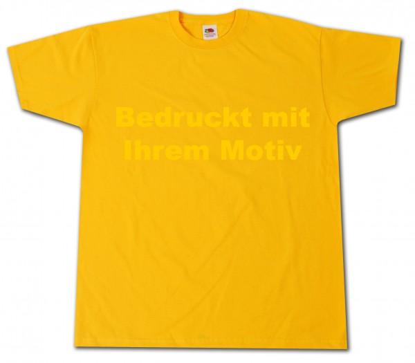 Valueweight - Tshirt - sonnenblumengelb