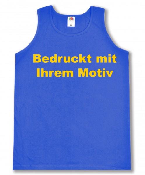 Valueweight Athletic Vest - Tanktop - royal blau