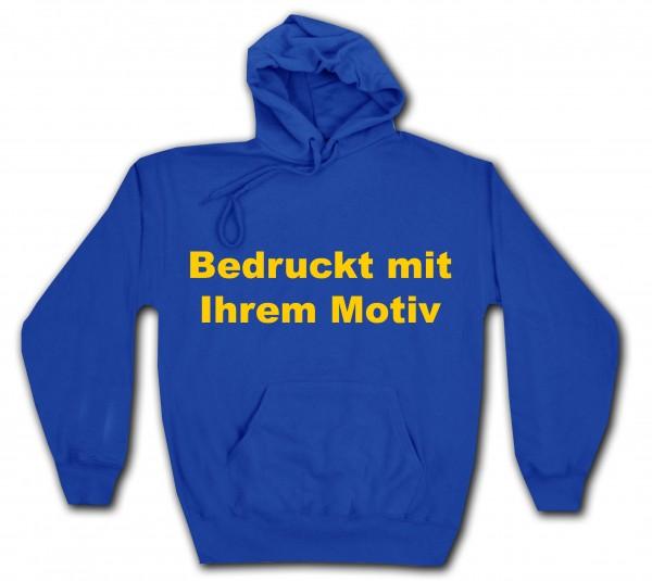 Classic Hooded Sweat - Kapuzenpullover - royal blau